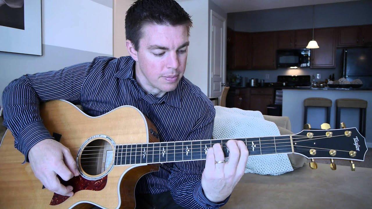 How to play the anthem by planetshakers matt mccoy youtube how to play the anthem by planetshakers matt mccoy hexwebz Images