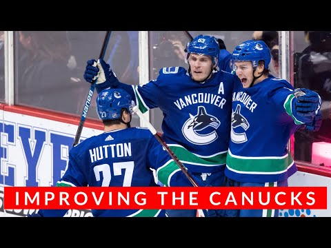 Vancouver Canucks: Improving The Canucks Through Free Agency (wingers Or D-men?)