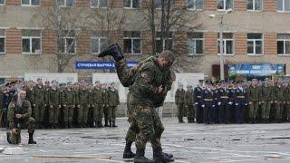 Тульская дивизия ВДВ празднует свое 72-летие(В 51-м полку 106 гвардейской Воздушно-десантной дивизии состоялись праздничные мероприятия, посвященные..., 2016-04-26T12:38:37.000Z)