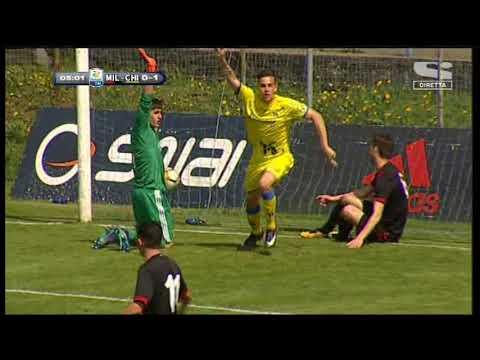 Campionato PRIMAVERA 1: Milan - Chievo Verona 0-1