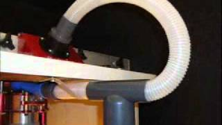 Dust Collector For Router Tables By Keen Products