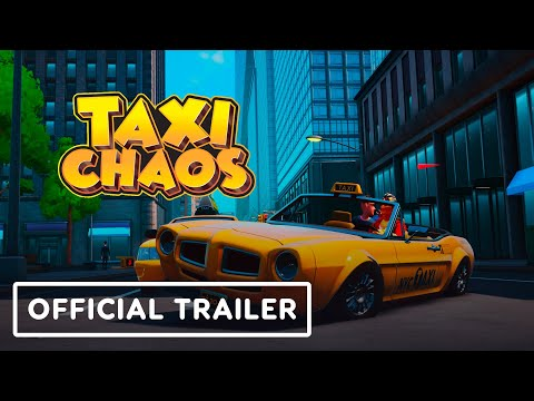 Taxi Chaos - Official Launch Trailer