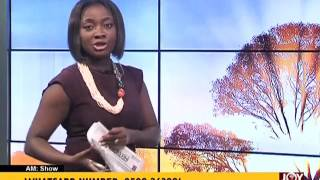 AM Show Newspaper Headlines on Joy News (28-6-17)