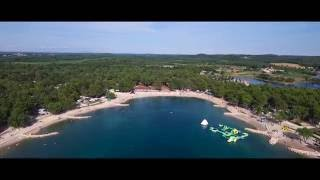 Campsite Valkanela, Vrsar (official video)