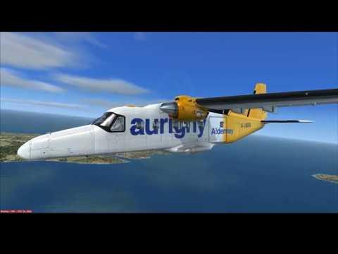 Aurigny Do 228 Alderney to Guernsey
