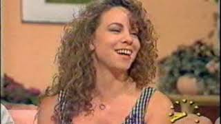 Mariah Carey -  MPEG Interviews   TV AM Interview England 1991