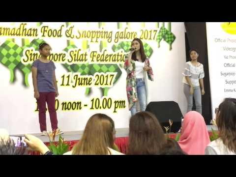 Ayda Jebat - Pencuri Hati - Singapore Silat Federation 9/7/2017 (turn on 1080p60)