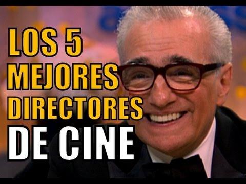 LOS 5 MEJORES DIRECTORES DE CINE