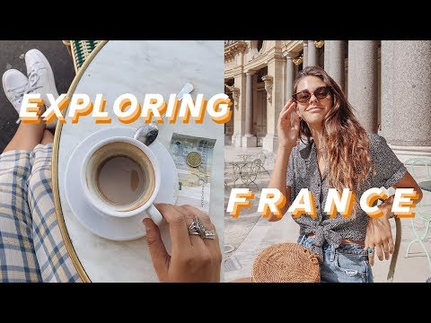 travel with me to france! 🇫🇷