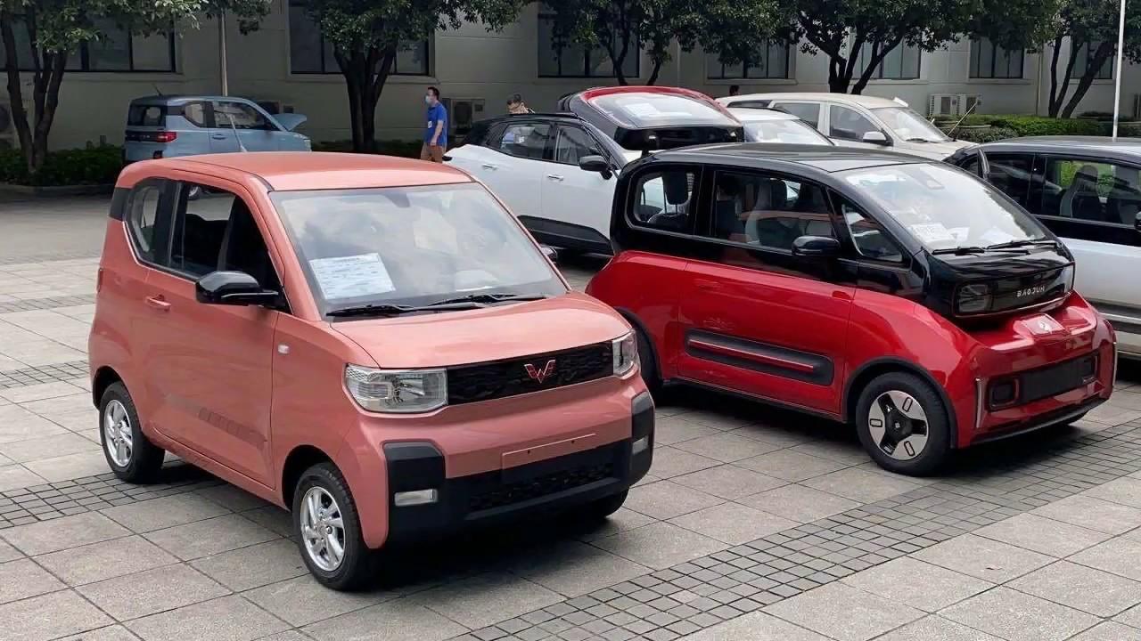 سيارة كهربائية صينية