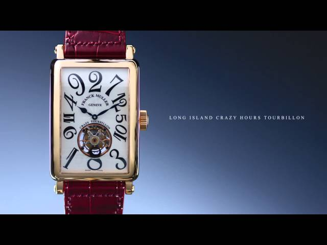 FRANCK MULLER JAPAN Master of Complications ― The expression of time ―