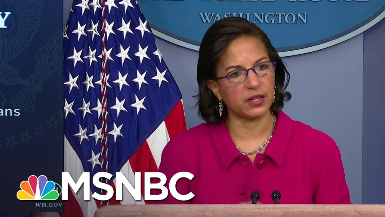 Download Susan Rice On Biden's Plan For Racial Inequity: 'Investing In Equity Is Good For Economic Growth'