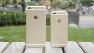 Apple iPhone 6 and 6 Plus Review!