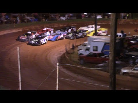 Winder Barrow Speedway Limited Late Model Feature Race 9/1/18