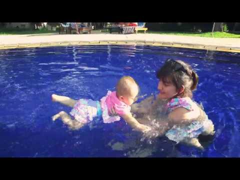 DJI Osmo Zoey Swimming at Sunari Resort Lovina