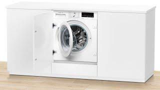видео Встраиваемая стиральная машина Bosch WIS 24140