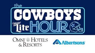 LIVE: Miller Lite Cowboys Hour with Ezekiel Elliott!
