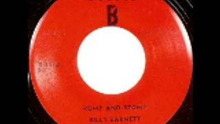 Billy Barnett - Romp And Stomp