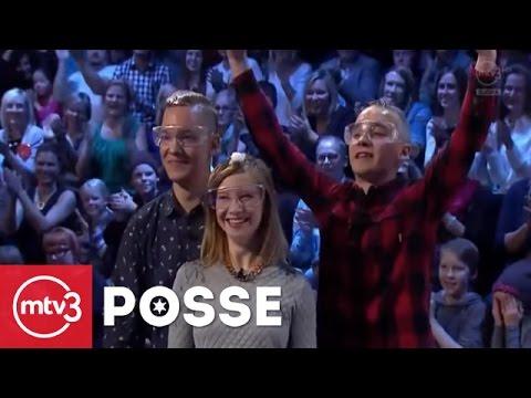 Posse VS Tähdet! Posse  MTV3