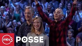Posse VS Youtube-Tähdet!