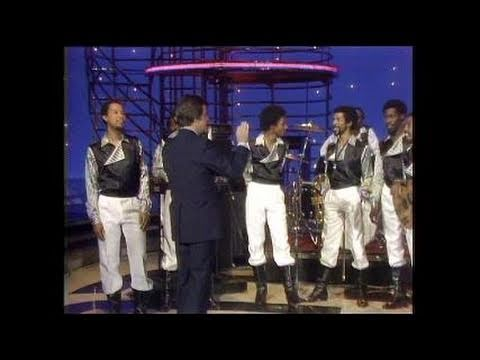 Dick Clark Interviews Kool & The Gang - American Bandstand 1982