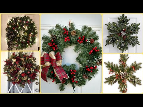 Feather Boa Wreath with Lisa Robertson