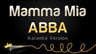 ABBA - Mamma Mia (Karaoke Version)