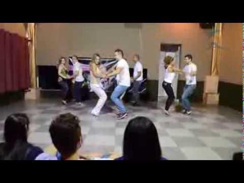 Baila Mundo - Flashmob de Bachata (Latin Party de 24/11/2013)