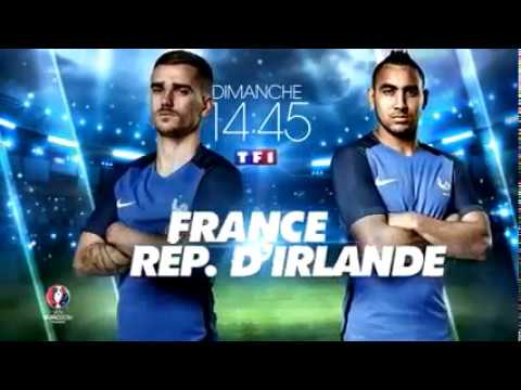 Bande Annonce - Euro 2016 - FRANCE / REP. D'IRLANDE