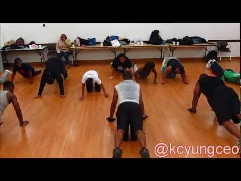 Old School HipHop & House Music workout by Sweat with Swagg