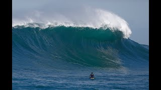REBEL Sessions - Big Wave Surfing at Dungeons, South Africa!