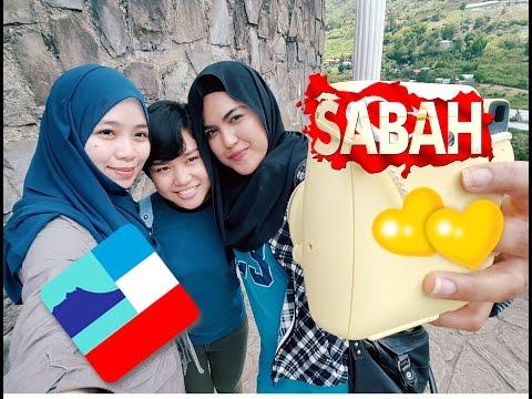 VLOG #2: Hello SABAH! Episode 1 (DAY1&2)