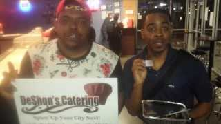 @Shervey1 @PissYoPants1 #WeGotNext showin LUV 4 @DeShonsCatering