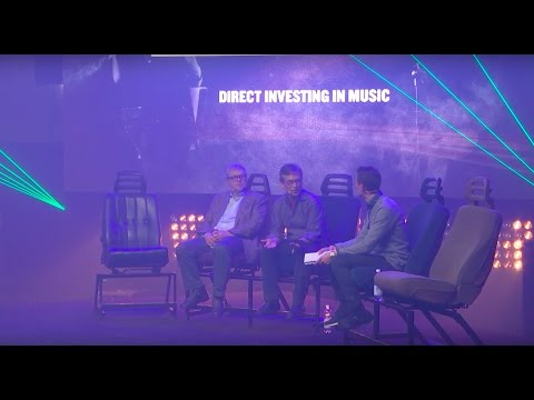Direct Investing in Music | Slush Music 2016