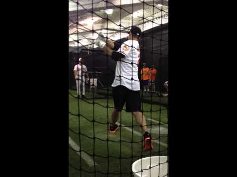 J.J. Hardy - Hitting Lesson - Learn From A Pro