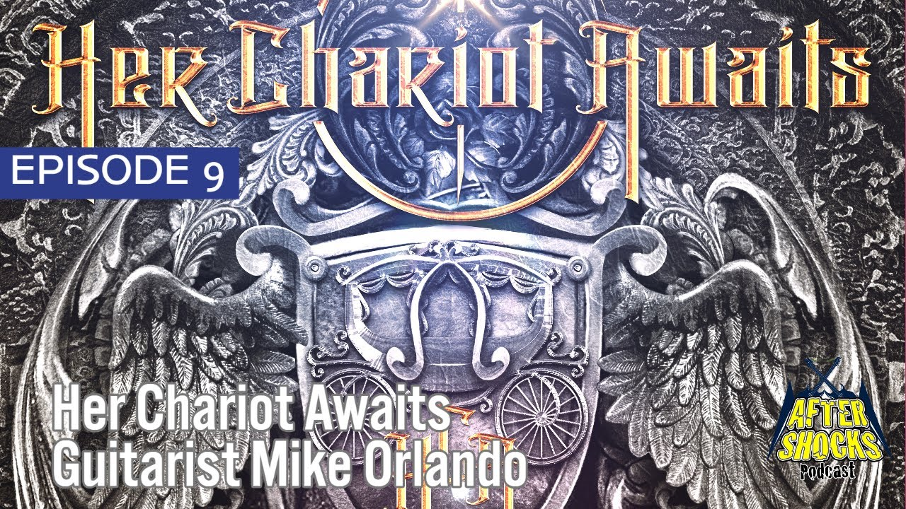 Is This Band The Next Halestorm  - Her Chariot Awaits Guitarist Mike Orlando Checks In