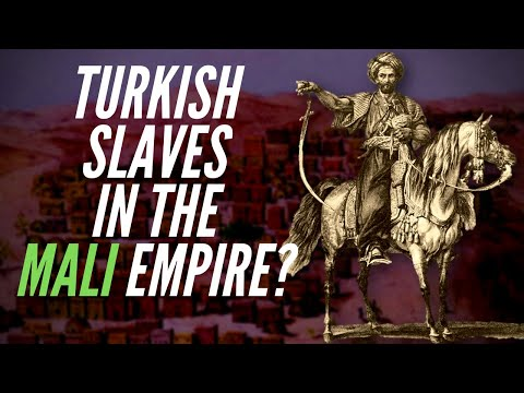 Turkish Slaves In The Mali Empire?