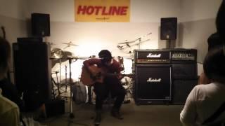 島村楽器レイクタウン店で6月16日に開催された、HOTLINE2012店予選のレ...
