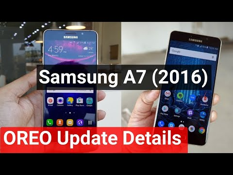 Samsung Galaxy A7 (2016) OREO Update Details In Hindi | Techno Rohit |