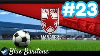 NEW STAR MANAGER , MUHTEŞEM KOMPLE FUTBOL DENEYİMİ , Türkçe , Bölüm 23 , Eğlenceli Oyun Videosu