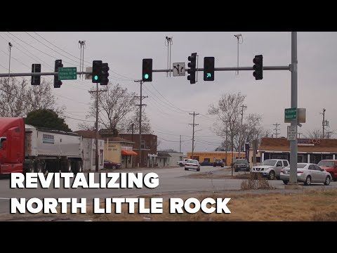 North Little Rock Looks To Bring Life Back To Downtown Area