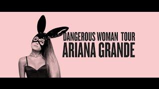 Ariana Grande - Dangerous Woman Tour | 05.06.2017, Zürich - Hallenstadion