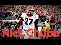 Nick Chubb ||