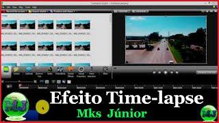 Como Fazer o Efeito Time-lapse no Camtasia Studio 8 [Full HD]