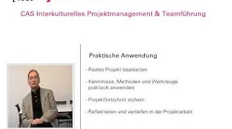IKF CAS Interkulturelles Projektmanagement & Teamführung