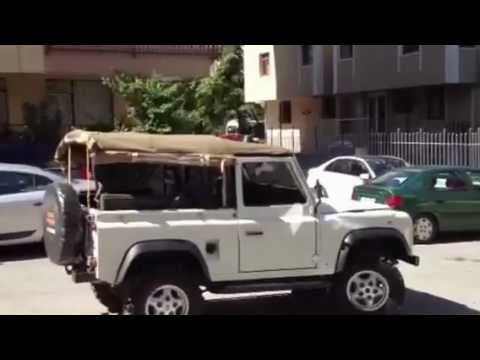 Defender 90 Soft Top Youtube