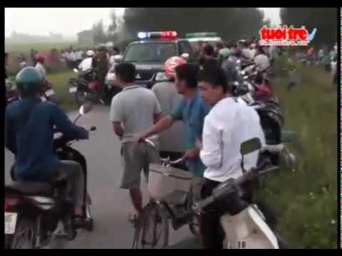 Toàn cảnh một vụ trộm chó bị đánh chết tại Nghệ An