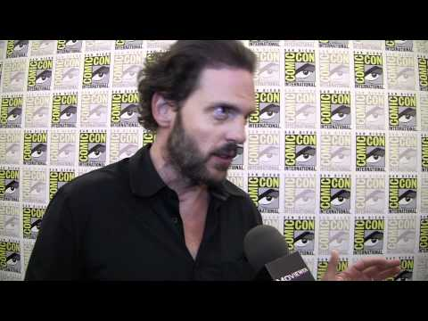 Grimm  Season 1 ComicCon Exclusive: Silas Weir Mitchell