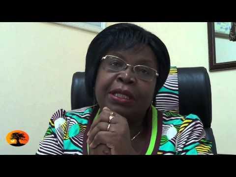 Brigitte Adjamagbo rappele au peuple qu'il a les moyens d'obliger le pouvoir à faire les réformes