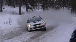 Finnskogsvalsen 2019 Crash & action